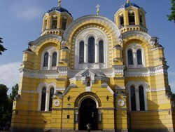 St. Vladimir's Cathedral, Kyiv